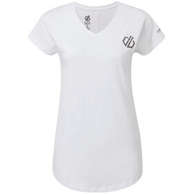 Dare 2b Pastime T-Shirt Damen white